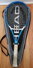 "Head Crossbow 4 Grip 4 3/8"" Tennis Racquet Blue"