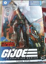 g.i. joe classified Cobra Viper Brand New Ready To Ship!