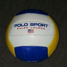 Polo Sport Volleyball Ralph Lauren 1997 Athlete Rawlings rare vintage