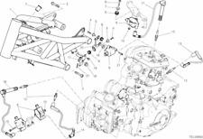 Ducati XDiavel Horizontal Spark Plug Lead - 67110721C