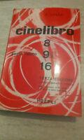 E. Costa - CINELIBRO PASSO RIDOTTO - 1958 - Hoepli