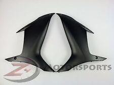 2011-2017 GSX-R600 GSXR600 750 Side Upper Mid Fairing 100% Carbon Fiber Matte