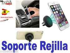 Soporte rejilla ventilación coche para smartphone IPHONE 6 APPLE RJ01