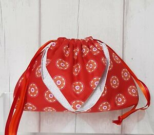 Make your own Origami Drawstring Bag Kit Funky Daisy