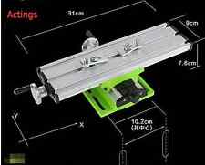 Mini Bench Drill Precision Multifunction Working Table Vise Fixture Worktable