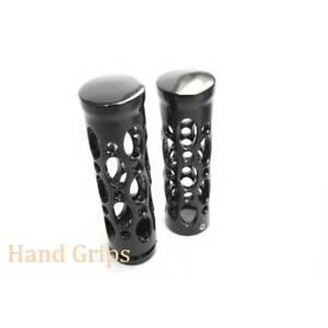 "1"" Handle Grip Handlebar For Kawasaki Vulcan VN800 900 1500 1600 2000 Meanstreak"