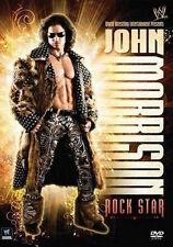 WWE John Morrison Rock Star  DVD Wrestling
