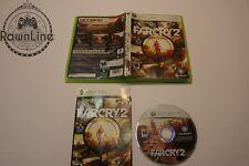 Far Cry 2 (Microsoft Xbox 360, 2008)