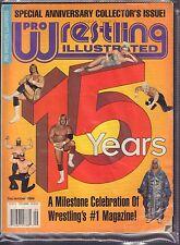 Pro Wrestling Illustrated September 1994 Ric Flair, Hulk Hogan VG 042516DBE