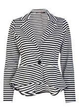 Faux Fur Patternless Blazer Coats & Jackets for Women