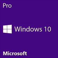 Microsoft Windows 10 Pro Full Version 32 & 64 Bit Product Key Win Professional