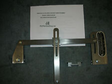 New Atlas Craftsman 6 Inch Swing Lathe Taper Attachmentinstructions Usa Made
