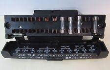 MAZDA 808 FUSE BOX