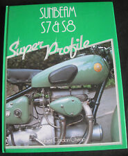 Sunbeam S7 & S8 Super Profile by Robert Cordon Champ. Publ: Haynes 1983. 1st ed