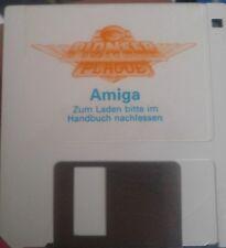 Pioneer Plague (Commodore Amiga Diskette) (Mandarin 1988)