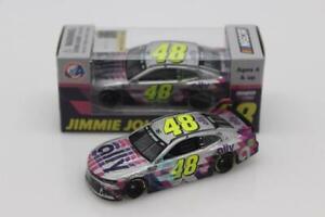 NASCAR 2020 JIMMIE JOHNSON #48 ALLY FINALE RACED VERSION 1/64 LAST CUP START
