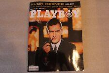 Playboy 11/2017 HUGH HEFNER in POLISH MAGAZINE