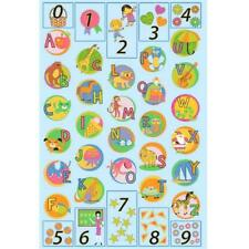 La Rug Ft-514 3958 Fun Time-New Now I Know My Abcs