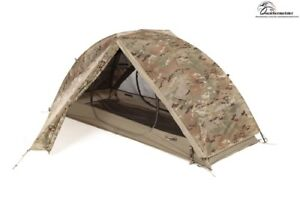 Litefighter US Army Individual Shelter System 1 One man Tent OCP Multicam