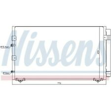 1 Condenseur, climatisation NISSENS 94608 convient à TOYOTA