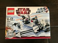 Lego Star Wars Snowtrooper Battle Pack Factory Sealed Box 8084
