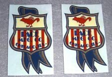 Pace early style non sticker water slide restoration slot machine decal pair
