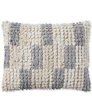 "Lucky Brand 16"" x 20"" Decorative Pillow Tuft Check E94203"