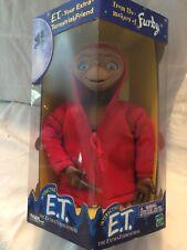 E.T. Extra Terrestrial Talking Interactive Furby Doll Tiger Hasbro SEALED