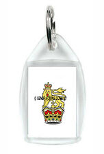 GENERAL STAFF KEY RING (ACRYLIC)