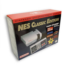 Authentic Nintendo NES Classic Edition Mini Game Console USA Brand New in stock