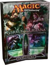 DUEL DECKS: Garruk (Wildspeaker) vs. Liliana (Vess) MTG MAGIC English