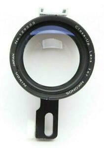 Excellent Nikon Close-Up Lens For Nikonos Series Lenses #M1062