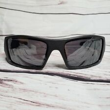 OAKLEY GASCAN MENS SUNGLASSES PRIZM BLACK POLARIZED LENS STEEL GRAY SHADES