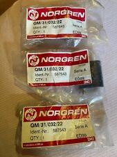 Norgren QM/31/0320/22 Montagehalter nr. 587543 3Stück
