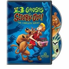 13 Ghosts of Scooby Doo The Complete Series 2 Discs 2011 DVD