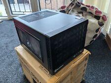 Silverstone SG13 Mini-Tower Case - Black Noctua 92mm fan included