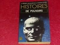[BIBLIOTHEQUE H. & P.-J. OSWALD] HISTOIRES DE POUVOIRS COLL.GASF SF 1976