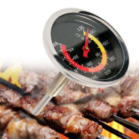 Grill-Thermometer Spur 50400 ℃ Edelstahl BBQ Smoker Grills Temp M2H1