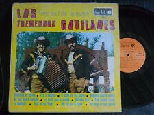 1SY SON-ART SE-637 LOS TREMENDOS GAVILANES JUAN Y SALOMON ME CAI DE LA NUBE
