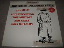 The SECRET POLICEMANs BALL Pete Townshend John Williams RARE SEALED New Vinyl LP