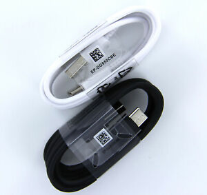 OEM Samsung Fast Charging Cable for Samsung Galaxy S21 S21+ Ultra Note 20+ - Lot