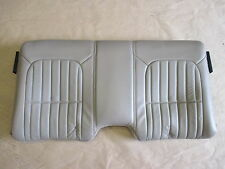 98-02 Camaro RS SS Z28 Tan Neutral Leather Rear Upper Seat Back 0909-9