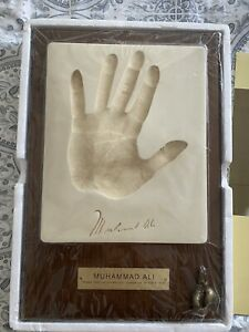 Muhammad Ali Hand Cast