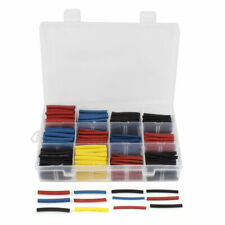 480Pcs 2.5mm/3mm/3.5mm/4mm 2:1 Heat Shrink Tube Sleeving Wrap Wire Kit 4 Sizes