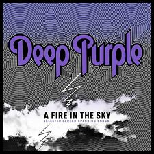 DEEP PURPLE A FIRE IN THE SKY CD 2017