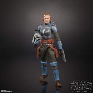 6 Inch Bo-Katan Kryze Mandalorian Figure Star Wars Black Series Collection LOOSE