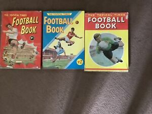 topical times football books