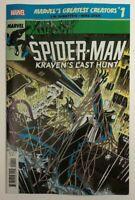 True Believers Spider-Man Kravens Last Hunt #1 (Marvel 2019)