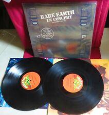 """RARE EARTH IN CONCERT"", VINYL LP RECORD ALBUM, from 1971"