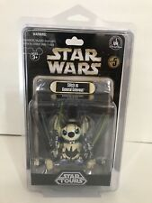 Disney Parks Star Wars Star Tours Series 5 Stitch as General Grievous Figure New